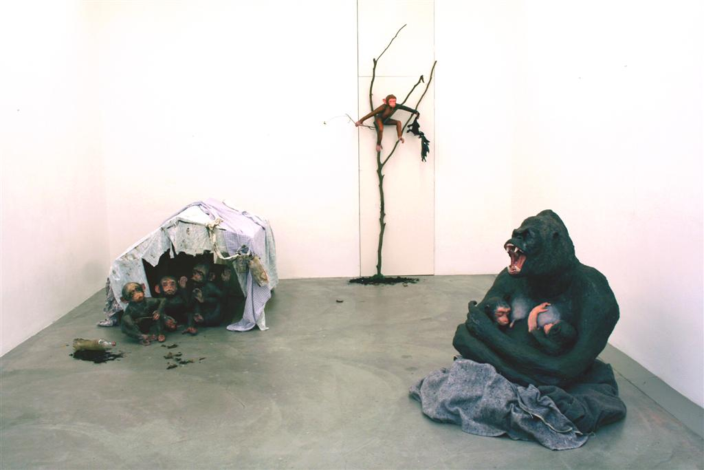 Installation War-zone III  2014